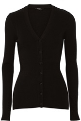 Raoul Ribbed Stretch Knit Cardigan