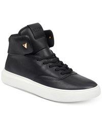 Guess Men's Draymind High Top Sneakers Men's Shoes Black