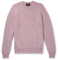 Howlin' Brushed Wool Sweater Pink