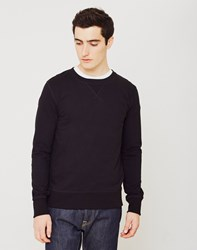 Nudie Jeans Co Sven Light Sweatshirt Black