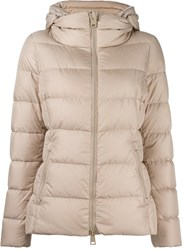 Herno Padded Jacket Nude Neutrals