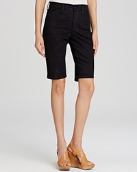 Nydj Christie Bermuda Shorts Black
