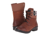 Keen Tyretread Lace Boot Tortoise Shell Women's Lace Up Boots Brown