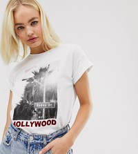Soaked In Luxury Hollywood T White