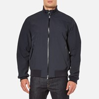 Barbour Men's Nimbus Bomber Jacket Navy Blue