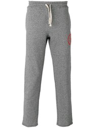 Gosha Rubchinskiy Logo Sweatpants Grey