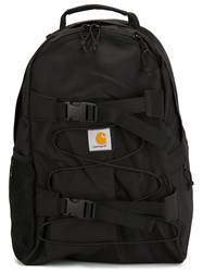 Carhartt 'Kick Flip' Logo Backback Black