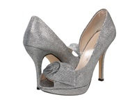 Caparros Baldwin Silver Sparkle Women's Bridal Shoes