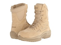 Reebok Work Rapid Response Rb 8 Ct Tan Men's Work Boots