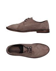 Preventi Lace Up Shoes Grey