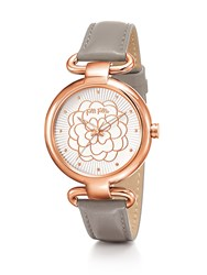 Folli Follie Santorini Flower Classy Grey Watch