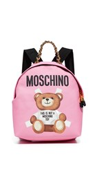 Moschino Backpack Pink