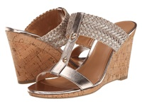 Tommy Hilfiger Eleona Rose Gold Women's Wedge Shoes