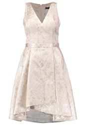 Laona Cocktail Dress Party Dress Cream Off White