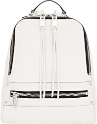 Milly Riley Backpack White