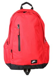 Nike Sportswear All Access Fullfare Rucksack University Red Black White Bordeaux