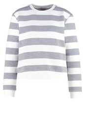 Louche Jan Sweatshirt Grey White