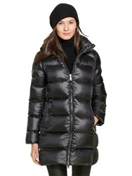 Polo Ralph Lauren Down Filled Quilted Coat Black