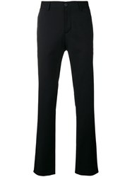 Dirk Bikkembergs Tailored Trousers Blue