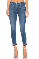 7 For All Mankind B Air The High Waist Ankle Skinny Sunset