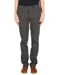 Red Soul Casual Pants Steel Grey