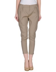 Liu Jo Trousers Casual Trousers Women Khaki