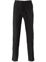 Christopher Kane Classic Tailored Trousers Black
