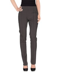 Pierantonio Gaspari Trousers Casual Trousers Women Black