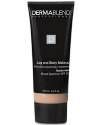 Dermablend Leg And Body Makeup Fair Ivory 10N