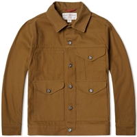 Filson Short Cruiser Jacket Warm Tan