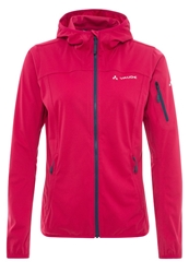 Vaude Durance Soft Shell Jacket Grenadine Berry