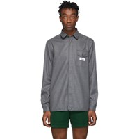 Kenzo Grey Expedition Shirt
