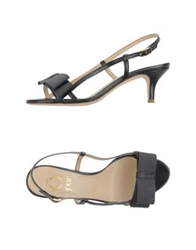 O Jour Sandals Steel Grey