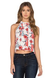 Bishop Young Cameron High Neck Tank Ivory