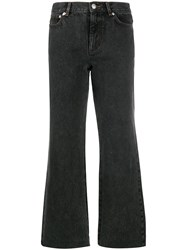 A.P.C. Cropped Flared Jeans 60