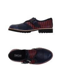 Swear London Moccasins Black