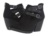 Kork Ease Stina Black Black Combo High Heels