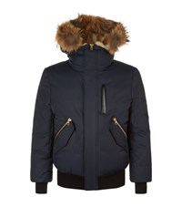 Mackage Dixon Down Parka Male Navy