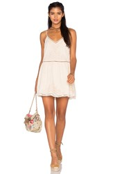 Tularosa London Slip Dress Cream