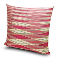 Missoni Home Vulcano Cushion 156 Pink