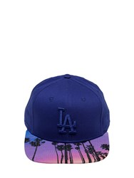 New Era West Cost 9Fifty Hat W Printed Visor