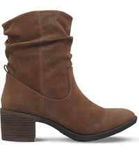 Miss Kg Travis Ankle Boots Tan