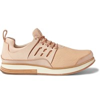 Hender Scheme Mip 12 Leather Sneakers Pink