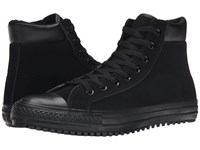 Converse Chuck Taylor All Star Boot Pc Black Black Men's Classic Shoes
