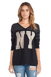 Rebel Yell Ny Football Jersey Black