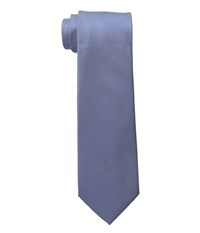 Dkny Hidden Dot Blue Ties