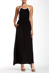 Autograph Addison Woven Maxi Dress Black