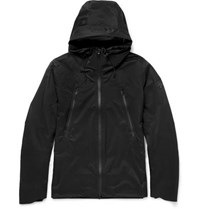 Descente S.I.O Waterproof Shell Jacket Black
