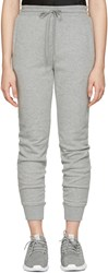 Alexander Wang T By Grey French Terry Lounge Pants