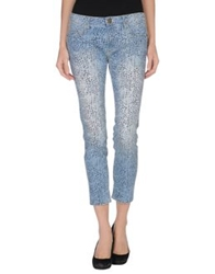 Shine Denim Pants